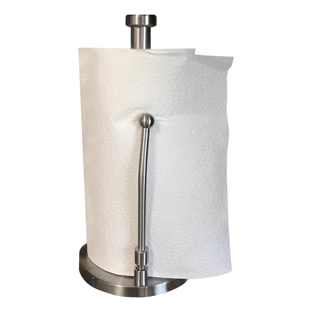 Best Stainless Steel Kitchen Paper Towel Holder Stand
